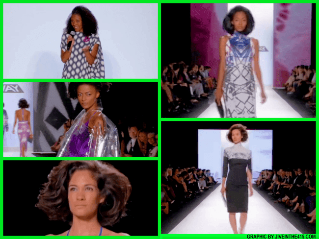 Lifetime's Project Runway Season 12 contestant Dom Streater.