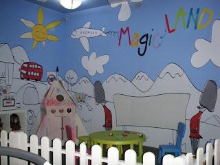 Zona niños QueMeDas Oviedo