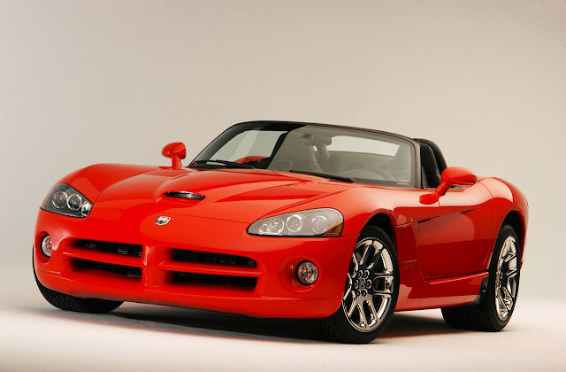Cars Service  2003 04 Dodge Viper recalled for sudden airbag