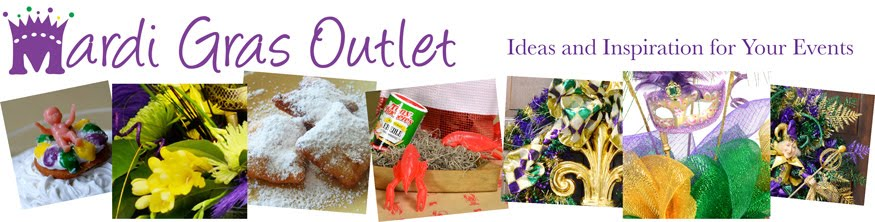 Party Ideas by Mardi Gras Outlet