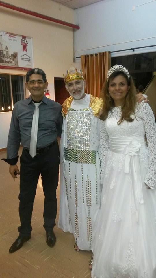 Tabernáculos 2014 c\ Pr José Carlos dos Santos