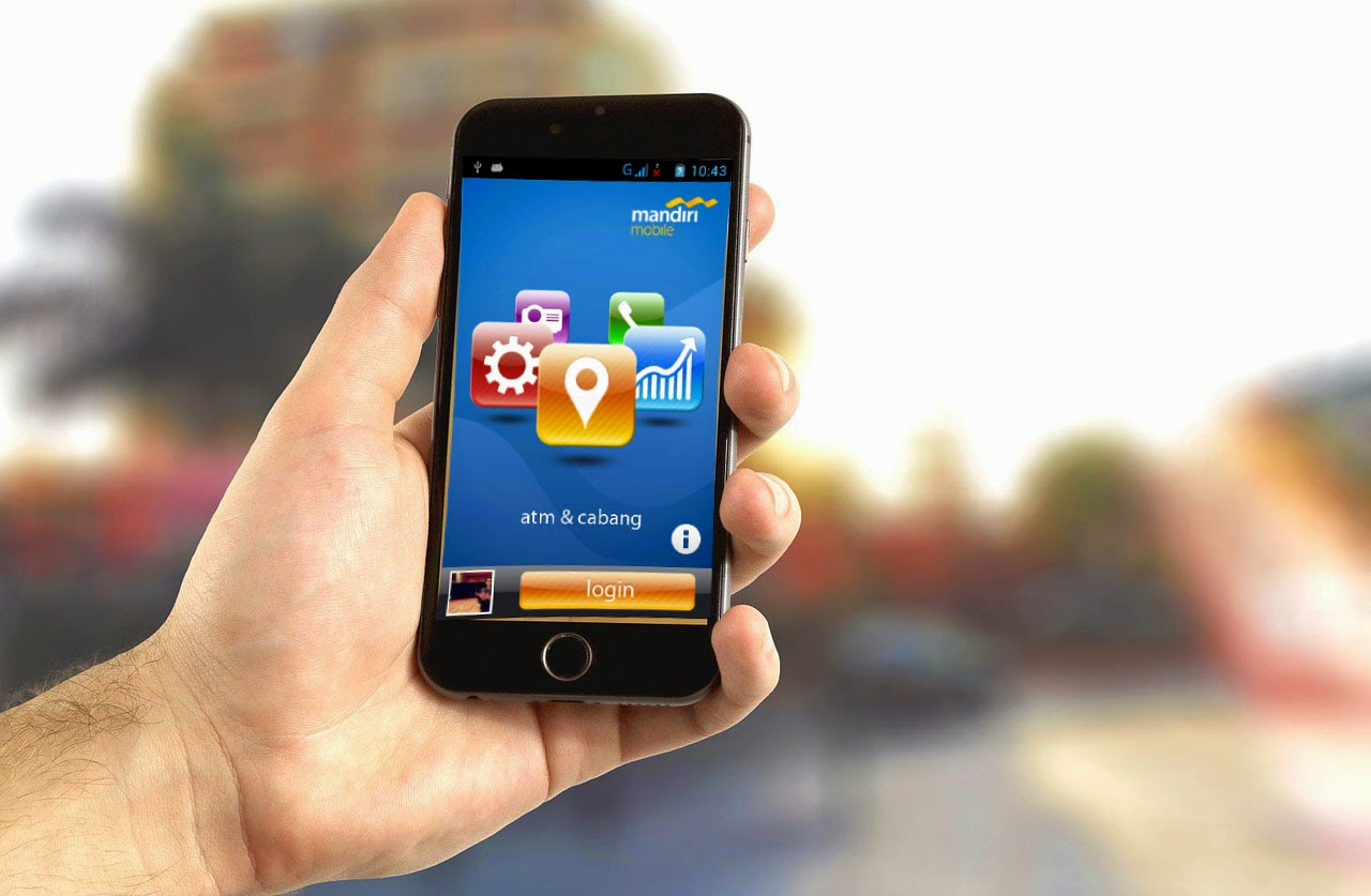 Aplikasi Android Mandiri Mobile