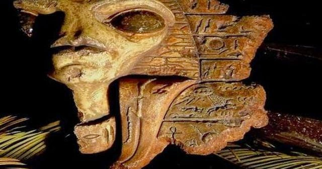 """Alien Egyptian artifacts, advanced device, possible alien bodies discovered within """"Giza Complex"""""""