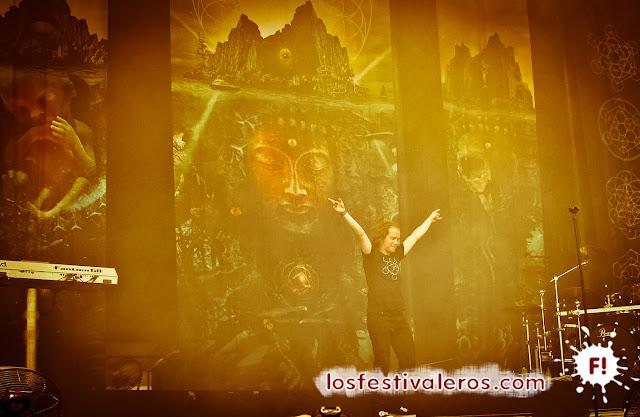 Epica en el Festival Leyendas del Rock 2015