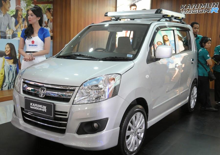 Komparasi Perbandingan Suzuki Karimun Wagon R Vs Toyota Agya  Review ...