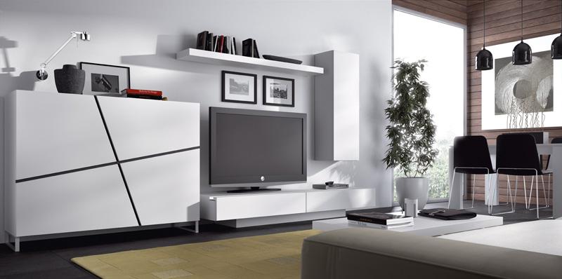 Tienda muebles modernos muebles de salon modernos salones for Muebles aparadores modernos