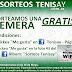 SORTEOS TENISAY: REMERA WILSON