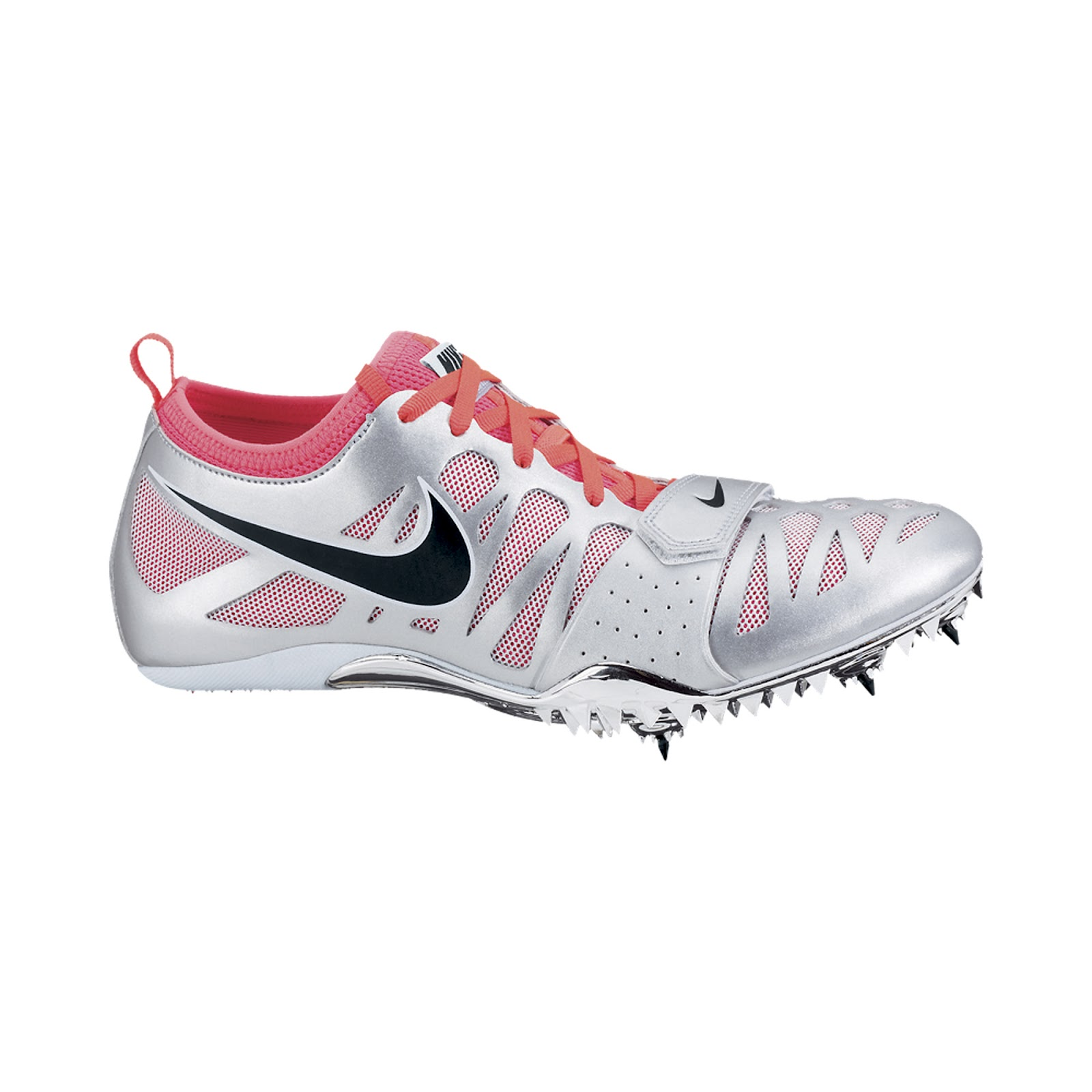 nike 2012 track and field spikes and shoes the running
