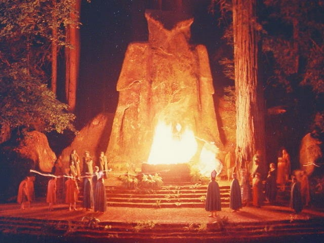 Bohemia club ritual