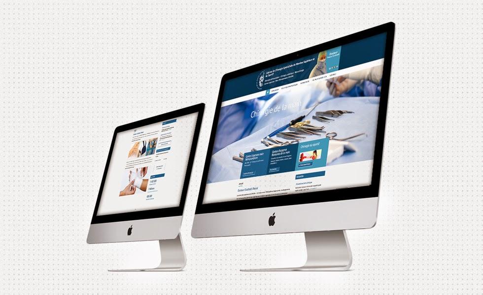 Creation site internet medical