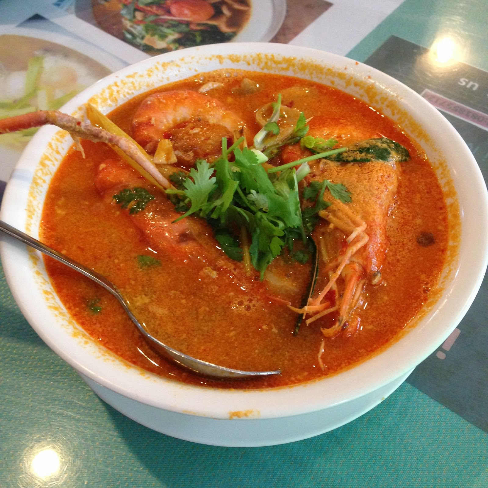 Usman Thai Muslim Food tom yam