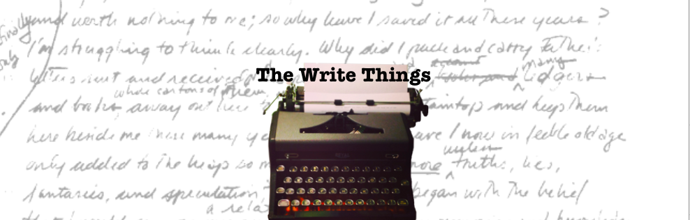 The Write Things