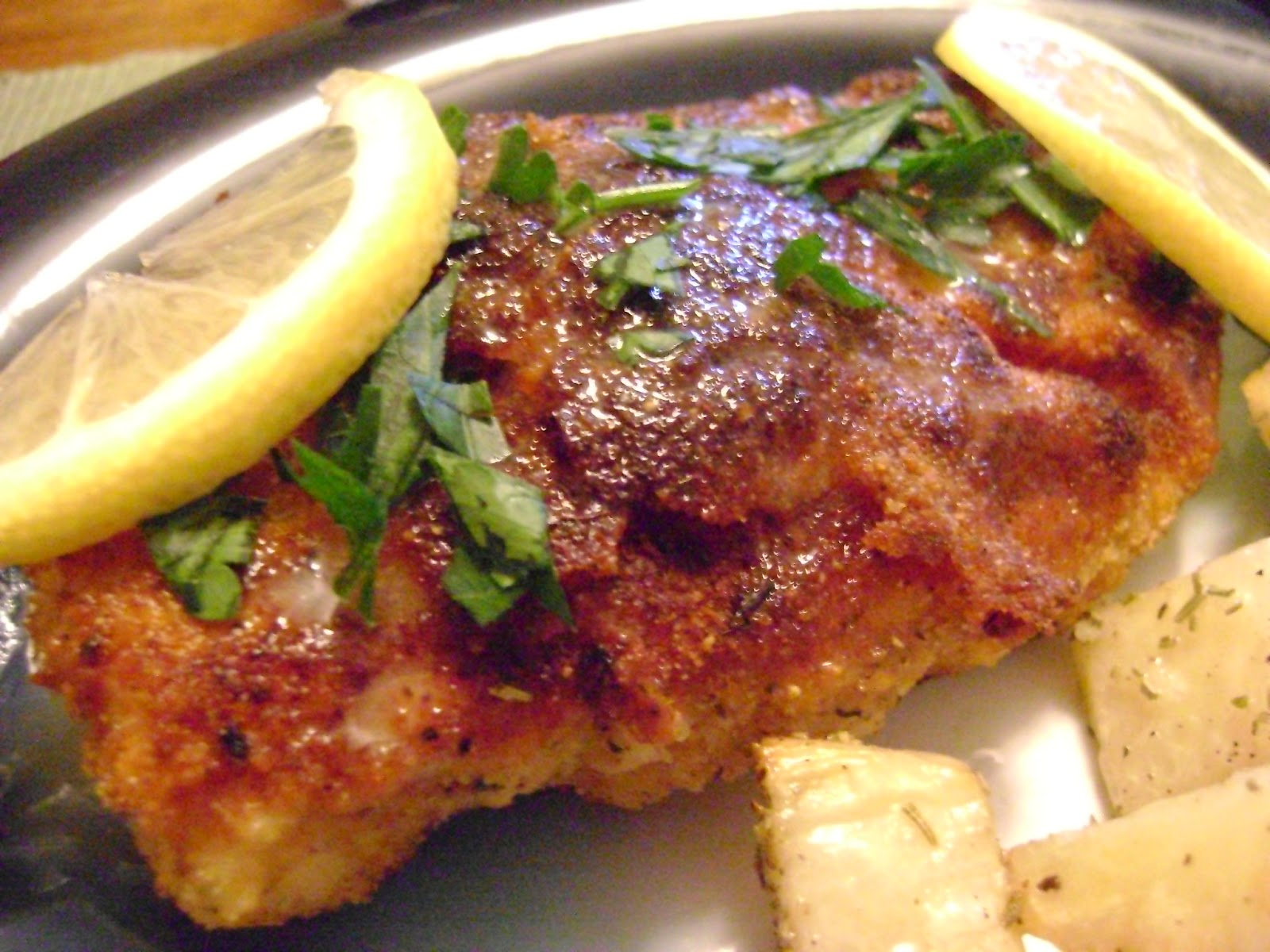 A Sunflower Life: Ina Garten Preview—Chicken Piccata