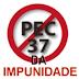 Câmara de deputados e senado podem facilitar impunidade de corrupção com pec37