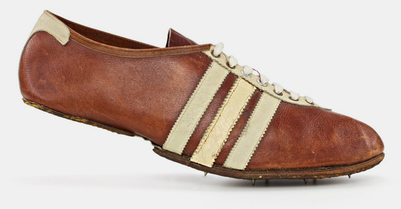 olympic shoes olympics a brief history of running shoes
