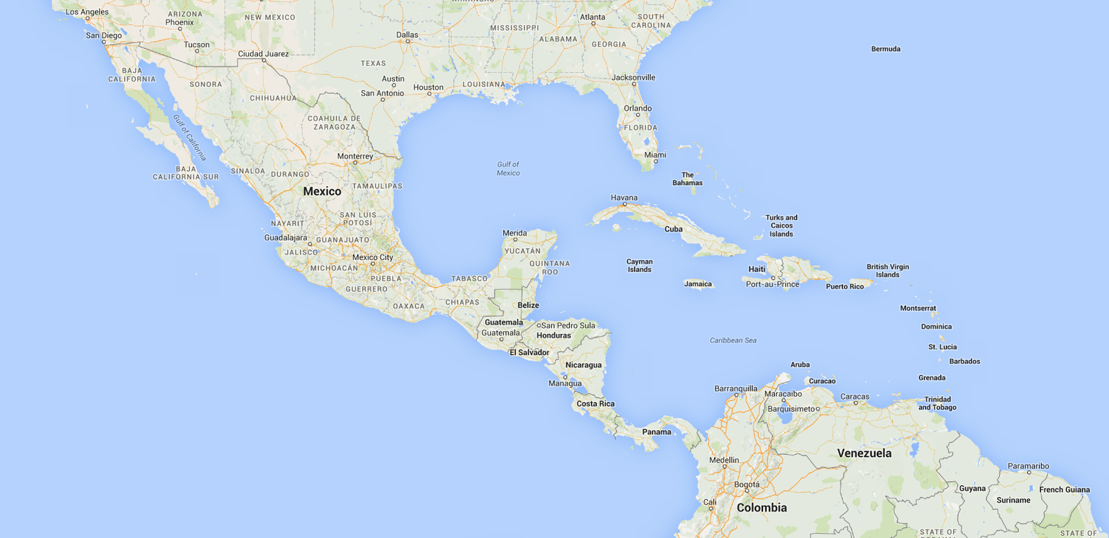 the father realised that what is now mexico lacks even a single navigable river of any size