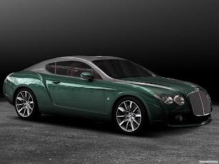 Bentley GTZ Wallpaper
