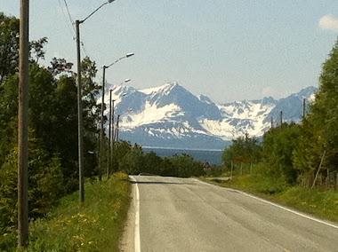 Dejamos Alta para dirigirnos a Tromso.