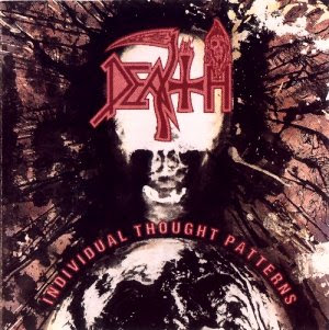 Death Individual Thought Patterns CD cover