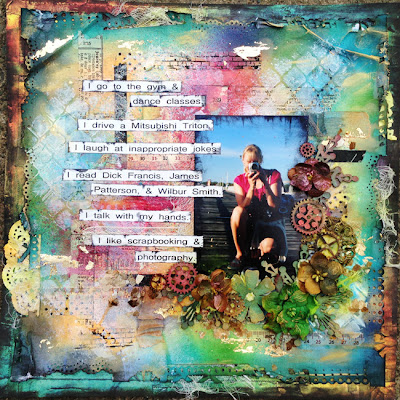 Scrapbooking Mixed Media