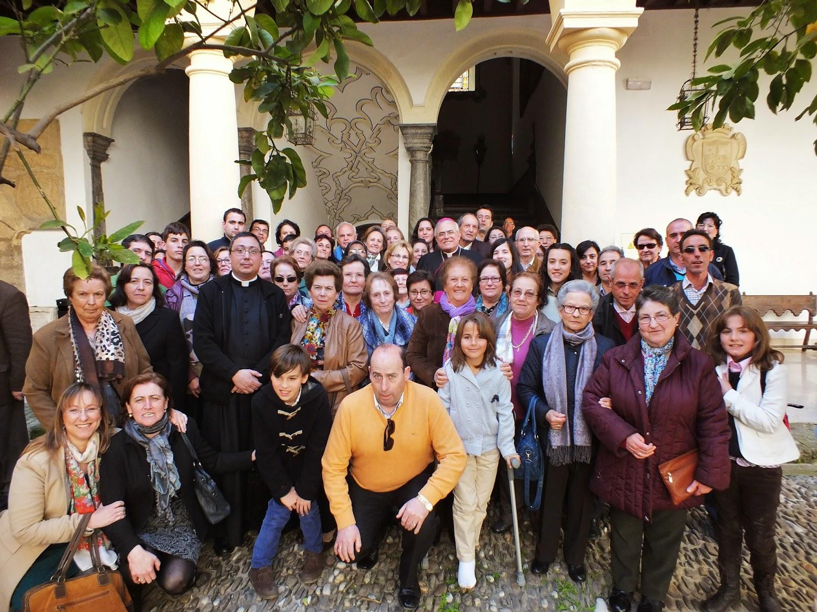 Parroquia san mateo villanueva del duque visita a don for Villanueva del duque