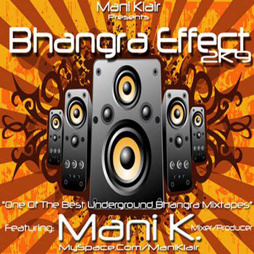 Bhangra effect-Mani K