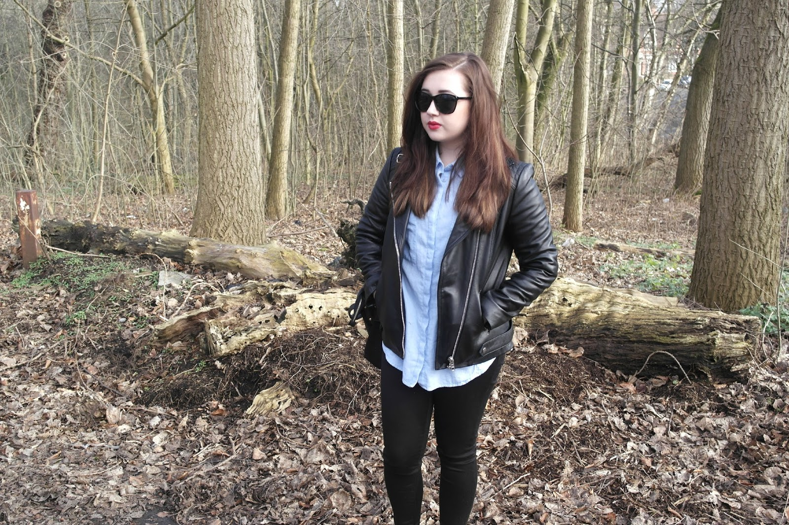 FASHION: LEATHER AND SUEDE