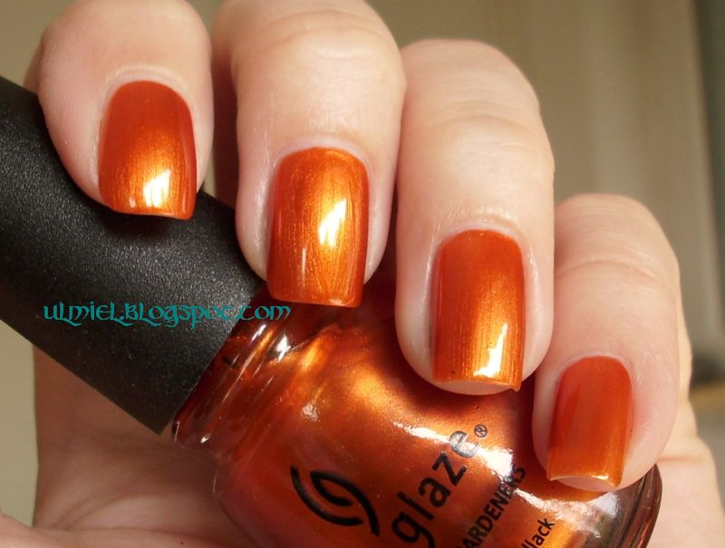 Did someone say nail polish?: China Glaze - Cross Iron 360