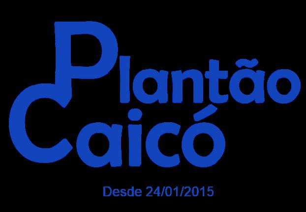 ISAAC PLANTÃO CAICÓ - DESDE 24/01/2015