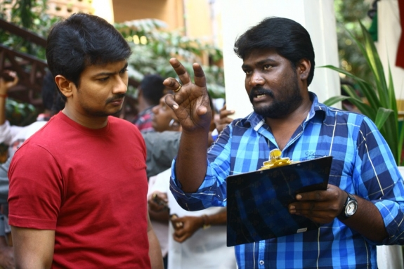 Director Prabhakaran made Udhayanidhi Stalin cry