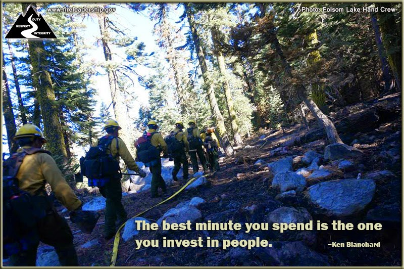 The best minute you spend is the one you invest in people. – Ken Blanchard