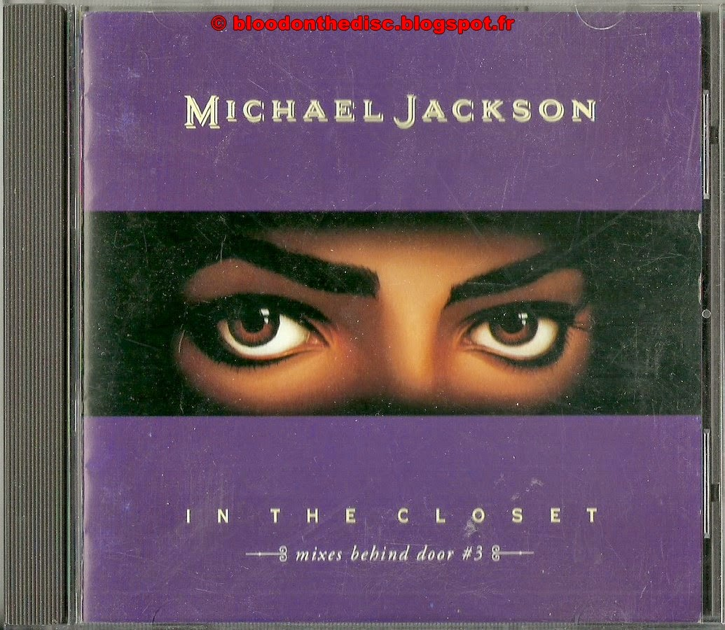 In The Closet Maxi CD Jap pochette avant