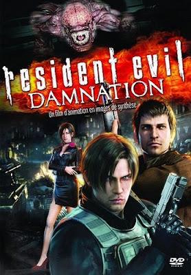 Filme Poster Resident Evil: Condenação DVDRip XviD & RMVB Legendado