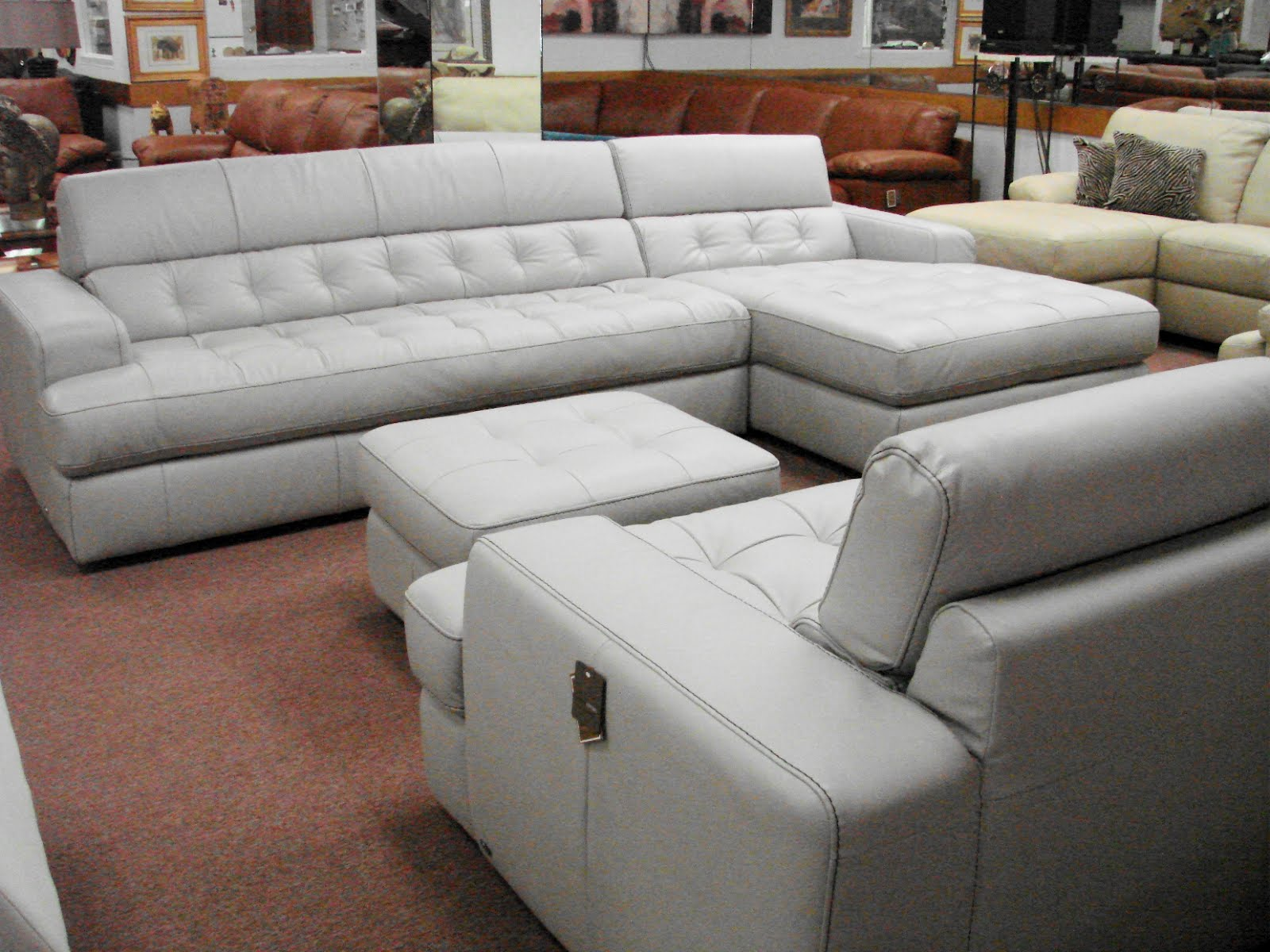 Natuzzi Leather Sofas U0026 Sectionals By Interior Concepts Furniture