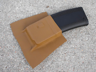 first line gear kydex magazine ar-15 pouch carrier