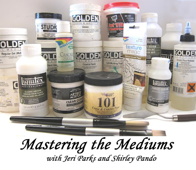 Craft Classes Online-Mastering the Mediums