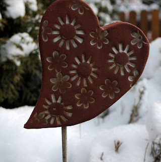 Valentinsherz selbermachen