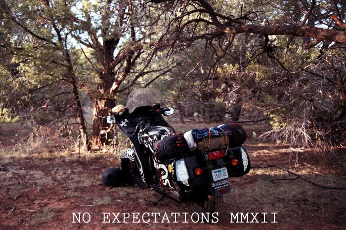 NO EXPECTATIONS MMXII