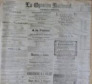 Diario La Opinión Nacional