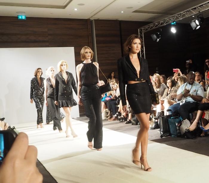 London Fashion Week Basharatyan V