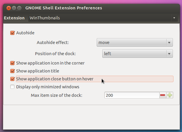 Gnome download extension