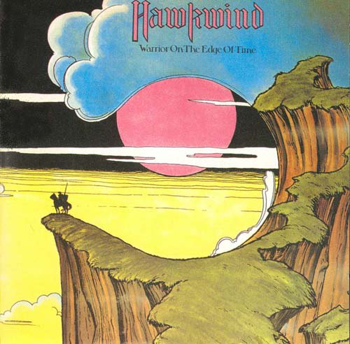 Hawkwind Warriors On the Edge of Time
