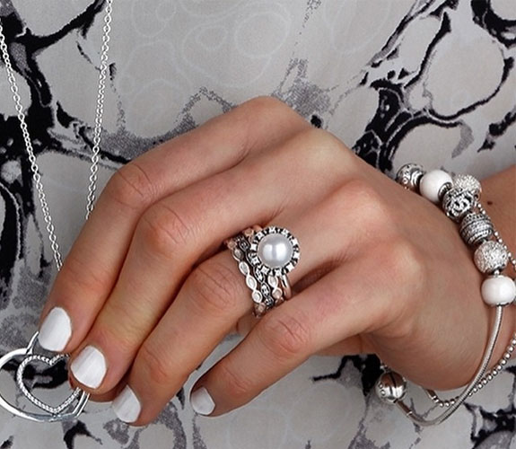 pandora anillos chile