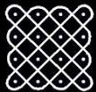 Abinaya Kolam Designs - Pulli Kolam Designs with Dots  - Rangoli Kolam