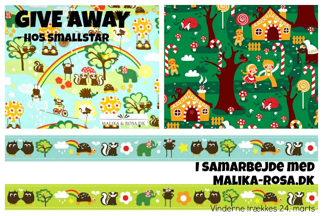 give away hos smallstar