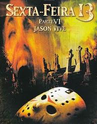 Filme Sexta Feira 13 Parte 6 Jason Vive Dublado AVI DVDRip