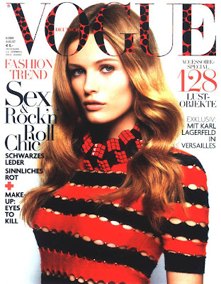 Victoria's Secret Model Edita Vilkeviciute Modeling The High Fashion Runways Of Milan And New York Fashion Weeks