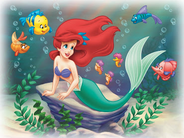 #14 Princess Ariel Wallpaper
