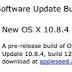 Apple libera OS X 10.8.4 beta para os desenvolvedores