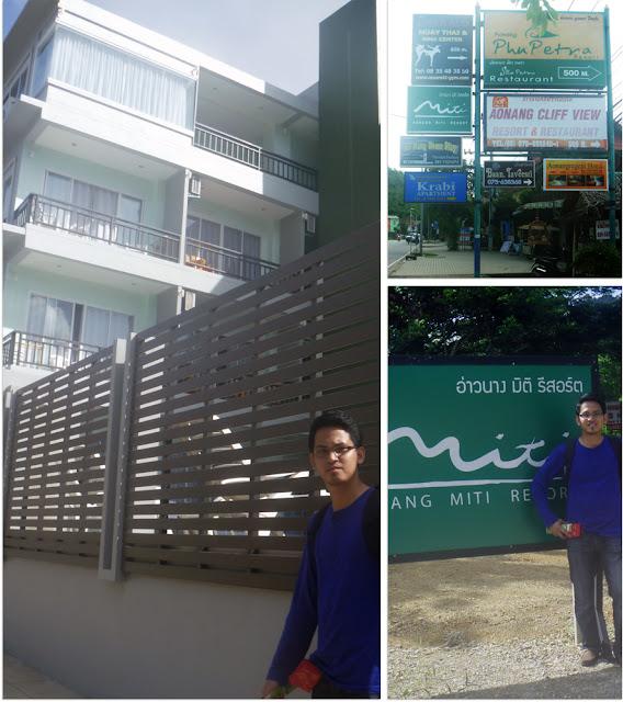 Aonang Miti Hotel